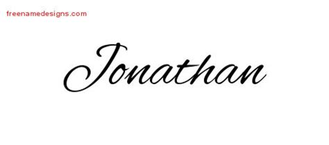 tattoo ideas for the name jonathan jonathan archives free name designs