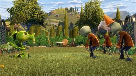 Garden Of Vs An 225 Lisis De Plants Vs Zombies Garden Warfare