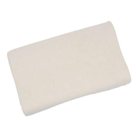 Tv Pillow by As Seen On Tv Comfort Memory Pillow Cloud Soft Foam