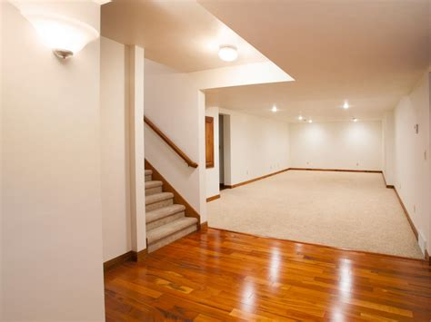 hardwood floor basement best basement flooring options diy