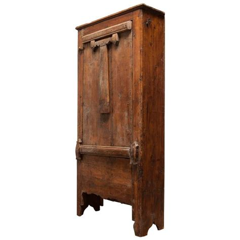 pull down table 16th century primitive dutch cupboard cabinet with drop