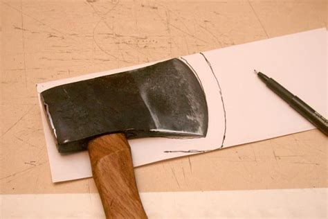 The Simple Got The Axe by Axes Adzes And Drawknifes 1 A Leather Sheath For
