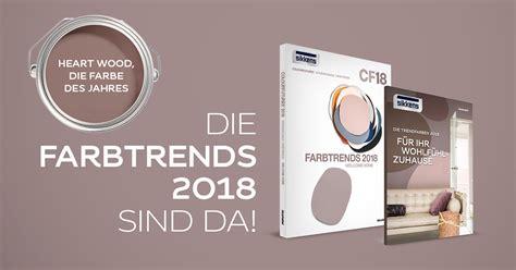 trendfarben 2018 wohnen sikkens colour futures deutschland