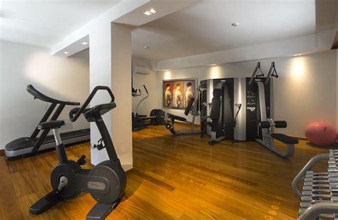 brandneuer fitnessraum technogym porto zante villas