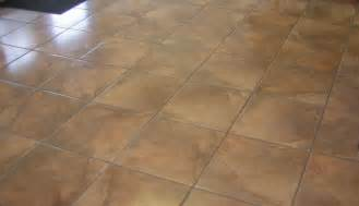 Tile Floor Installers Installing Wood