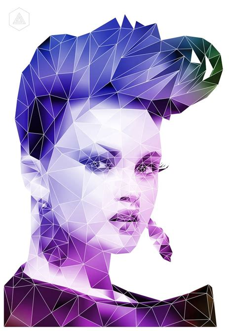 tutorial vector polygon create a polygonal portrait in adobe photoshop with
