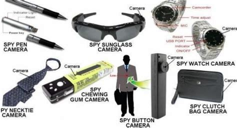 3 gadgets if you are a bond wannabe