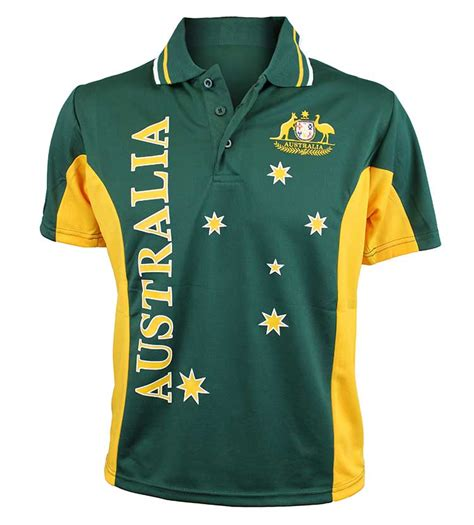 design a shirt australia australian soccer polo shirt australia the gift