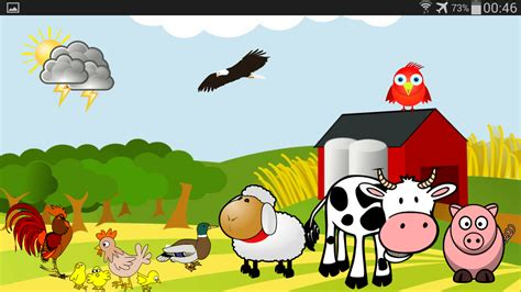 Pictures For Children Animal Sounds For Children Fre Android Apps On Google Play