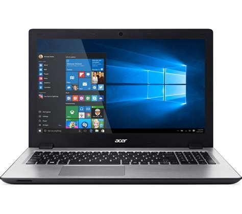 Laptop Acer One 10 Touchscreen Buy Acer Aspire V3 574t 15 6 Quot Touchscreen Laptop Silver Free Delivery Currys