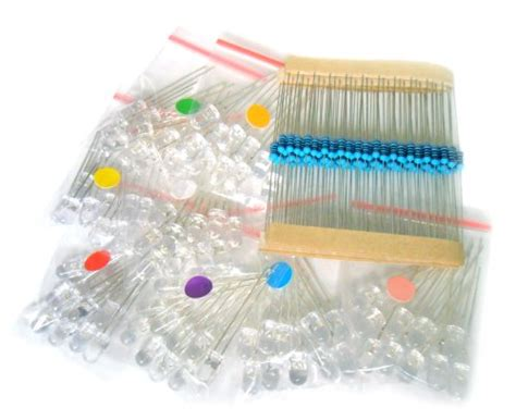 where to buy resistors in dubai microtivity il188 5mm assorted clear led w resistors 8 colors pack of 80 in the uae see