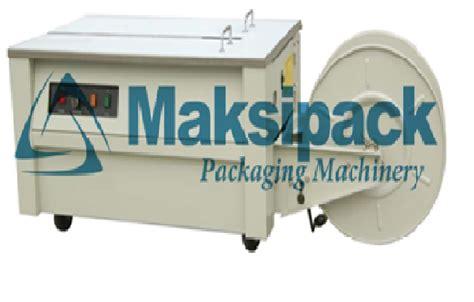 Kzb Ii Semi Automatic Strapping Machine Mesin Pengikat Tali Strappin jual mesin strapping untuk packing kardus dll di bandung