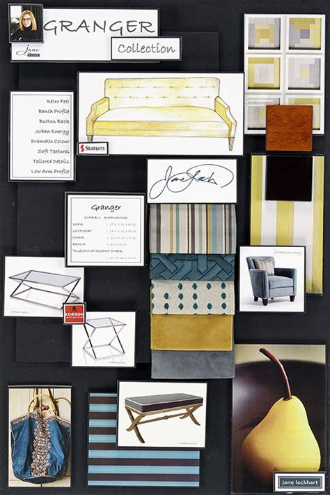 Interior Design Material Sle Board by About The Work Of Interior Designers Colours Materials