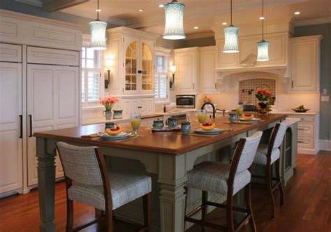 kitchen design ideas with island 70 spectacular custom kitchen island ideas home