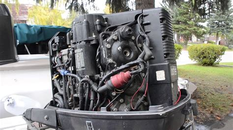 how to winterize your evinrude johnson outboard easy - How To Winterize A Johnson Outboard Boat Motor
