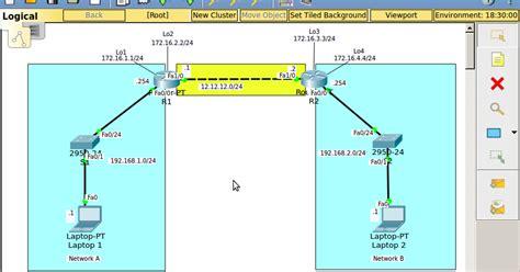 makalah tutorial cisco packet tracer simulasi konfigurasi access list router melalui cli pada