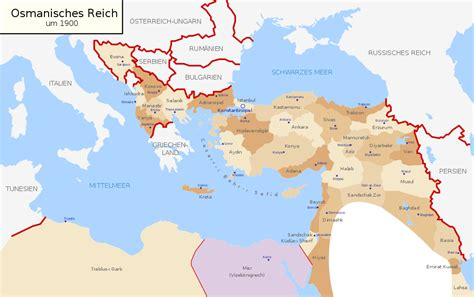 impero ottomano 1914 file map of ottoman empire in 1900 german svg