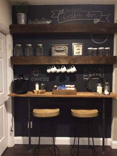kitchen coffee bar ideas 25 best ideas about basement sports bar on pinterest