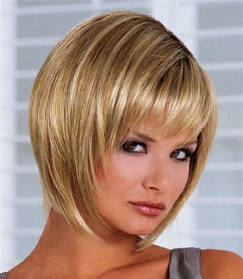 pictures of haircuts cut straught around shorter in back short straight haircut for women short hairstyles 2017