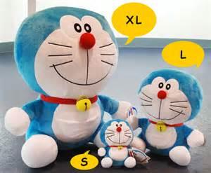 Home Decor Fabric Online Australia Doraemon L Size Plush Doll Japan Japan In A Box