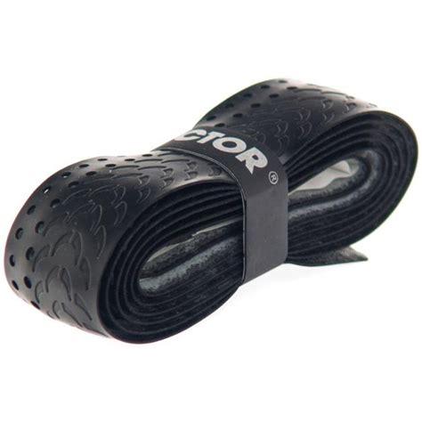Grip Victor Gr 50 victor badminton fishbone grips pack of 2 black