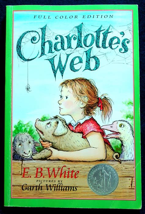 honor books s web by e b white newbery honor color