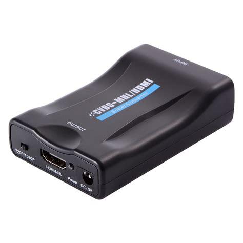 2017 hdmi converter cvbs hdmi to hdmi converter adapter av cvbs to hdmi 60hz hd video converter pal adapter scaler
