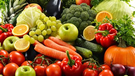 w fruits and vegetables fruits veggies by season