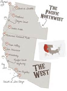 1000 ideas about west coast road trip on west