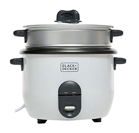 Black Decker Rice Cooker 1 8 black and decker rc1860 b5 7 6 cup rice cooker 220 240 volts
