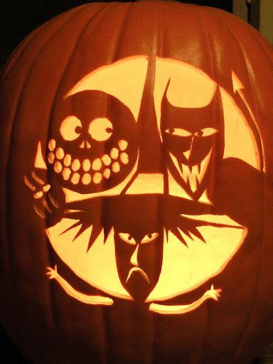 Lock Shock And Barrel Pumpkin Templates nightmare before before and album on