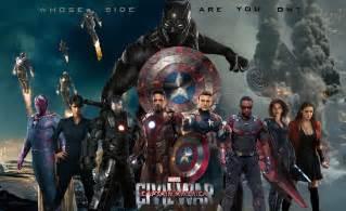 Captain america civil war poster wallpaper captain america civil war