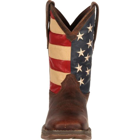 american flag boots rebel by durango s flag western boots db5554