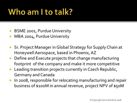 Mba In Global Supply Chain And Logistics Purdue by Risk Mitigation Epics Purdue 10 Sept 2008