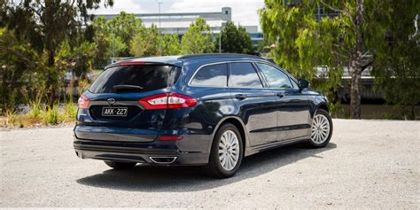 2017 ford mondeo trend wagon review caradvice