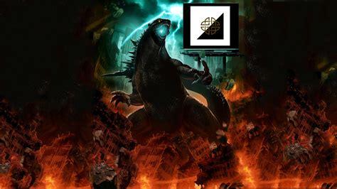 Godzilla L by Godzilla L P By Mikallica On Deviantart