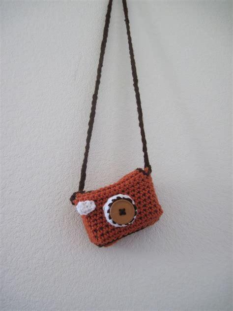 crochet camera bag pattern 12 best crochet camera case images on pinterest crochet