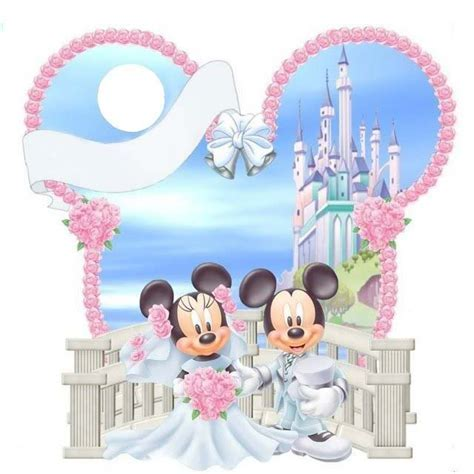 Disney wedding clipart PNG and cliparts for Free Download