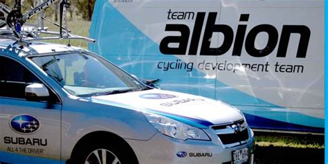 what country is subaru based out of subaru ireland sponsors albion cycling development team
