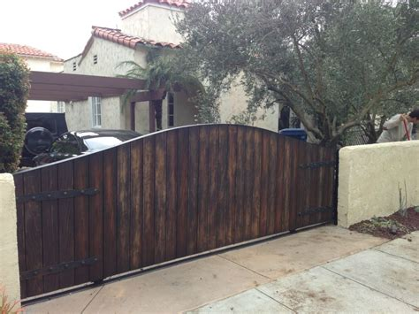 electric driveway gates plan home ideas collection