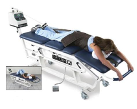 triton dts decompression table decompression therapy dts at clinic pinellas park