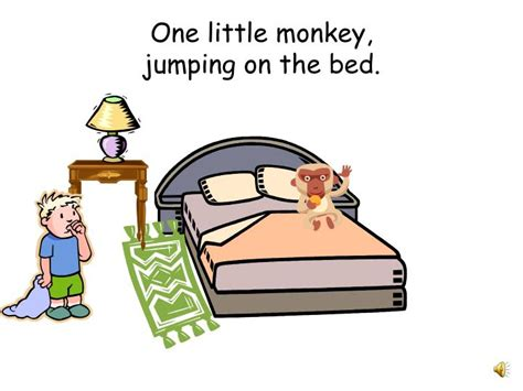 little monkey jumping on the bed ppt five little monkeys powerpoint presentation id 5923390