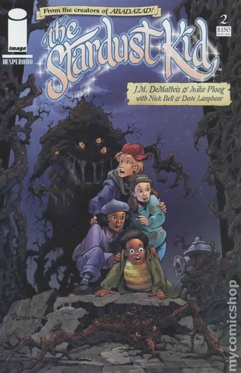 stardust kid 2005 comic books