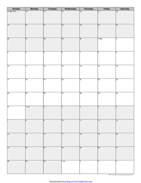 4 month calendar template 2014 2014 calendar three months per page 2 for free