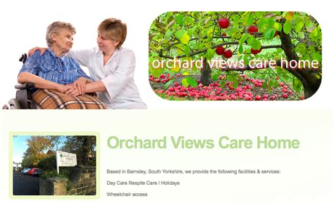care home web design marketing