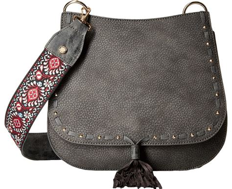 fall trend embellished guitar strap bags  frugal lady