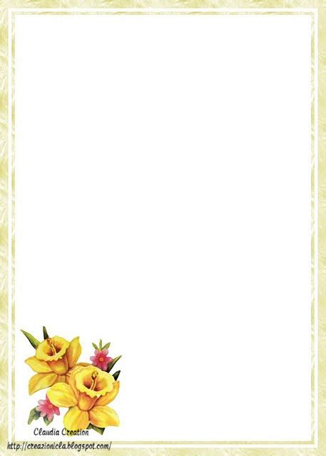 cornici per lettere d il mio angolo creativo carta da lettere stabile