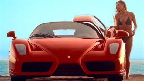 Ferrari Enzo Race Car by Why The Ferrari Enzo Ferrari Debuted In Charlie S Angels
