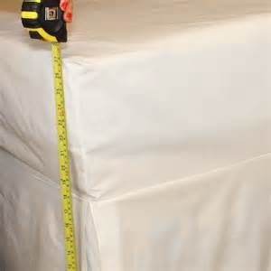 white valance sheet 180 thread count box fitted pleated valance sheet