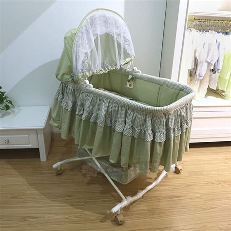 newborn beds online buy wholesale rocking cot bed from china rocking